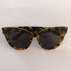 2c4d9f4f7b2b Karen Walker Accessories - Karen Walker Sunglasses Starburst Cat Eye